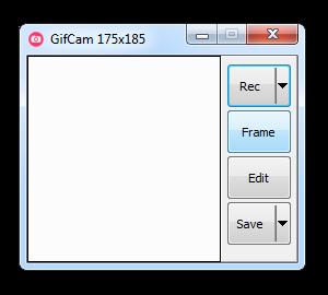 GifCam Frame